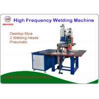 China Electric Pneumatics Driven Radio Frequency Welding Machine For Film Sealing on sale