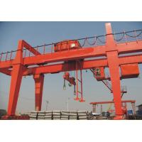 Buy cheap Double Girder Workstation Crane from wholesalers