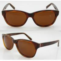 Quality Ladies Lightweight Acetate Frame Sunglasses With Polarized Lens wholesale