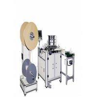 China Easy To Set Double Wire Binding Machine , Double Loop Binding Machine on sale