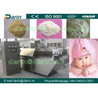 Quality Fully Automatic Nutritional Baby Powder Food Extruder Machine /  baby food making machine wholesale