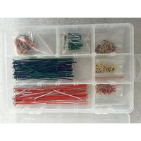 Quality Colorful Breadboard And Wire Kit Jumper Wire Kit 350 PCS For Breadboard Experiment wholesale