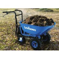 Quality Electric Power Barrow Landscaping Power Equipment For Construction Site wholesale