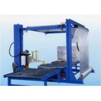 Quality Fully Auto Pallet Stretch Wrapping Machine + Film Covering Machine wholesale