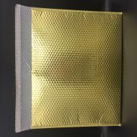 Quality large golden bubble waterproof bag in size 50*60CM for gift packaging wholesale