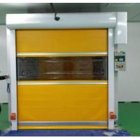 China Firm Structure Rapid Roller Doors High Level Automation Easy Installation on sale