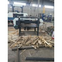 Cheap china pallet dismantler/wooden pallet dismantling machine/pallet horizontal band sawmill for sale