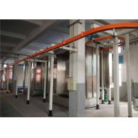 China Automatic Wire Mesh PVC Coating Line For Square Hole Wire Mesh Fence Panel on sale