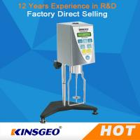 Quality 0.3-100RPM Program Control Digital Rotational Viscometer Optional RTD Temperature Probe DVP-94 y wholesale