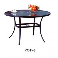 China Cast Aluminum Furniture/Top grade Fashion Design Luxury Outdoor Comfortable   (YOT-8) on sale