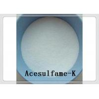 China 55589 62 3 Artificial Food Additives Acesulfame-K Acesulfame Potassium Sweetener on sale
