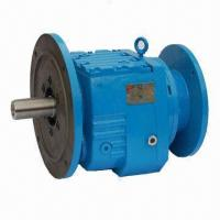 Quality RF series helical gear speed reducer, low noise, high efficiency wholesale