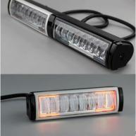 Quality LED Light Bar Voltage: 80W Length: 10-50 inch Color: White/Yellow/Blue/Green wholesale