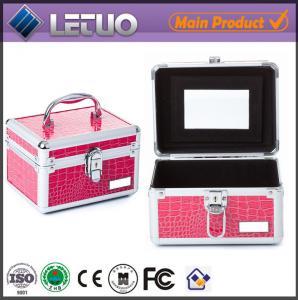 LT-MC325 Vanity Case beauty cosmetic makeup bags natural skin care case