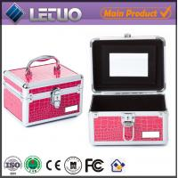 Cheap LT-MC325 Vanity Case beauty cosmetic makeup bags natural skin care case for sale