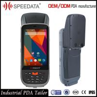Quality IP65 Laser Handheld RFID Reader , Portable Data Terminal Barcode Scanner Android wholesale
