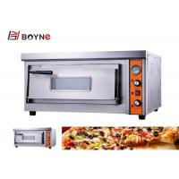 China Restaurant Commercial Pizza Oven Table Top 72kg Electric 920x765x470mm 4.2kw on sale