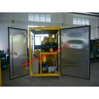 China Weather proof  type vacuum transformer oil purifier supplier, insulating oil filter machine,manufactuer factory sale on sale