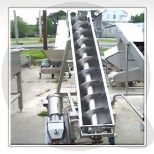 2012 Hot Sale ISO Certification Flexible Screw Conveyor