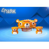 Quality Mini Bear Sand Water Table With 4 Chairs Equipped 20 Kg Colorful Sand wholesale