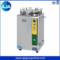 Quality Hot Selling 35L-150L High Pressure Steam Type Autoclave Vertical wholesale