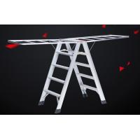 Quality Loft Access Hanging Ladder Custom Aluminum Extrusion Multifunction ISO9001 Certification wholesale