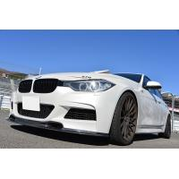 Quality 2012-2014 BMW 3 Series F30/F35 Sedan F31 Touring M-Sport Bumper V Style Front Lip wholesale