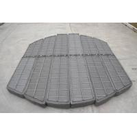China Mesh 421 Knitted Wire Mesh Demister Screen Pad Liquid And Gas Filtering on sale