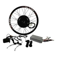 Quality Fashionable Electric Bike Conversion Kit OEM 36 Spokes CE / ROHS Approved wholesale