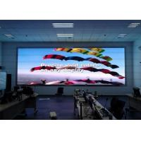 China Giant P4  Front Service LED Display Wall Mounted Indoor Iron Fixed Installation on sale