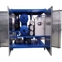 China Double -stage Transformer Oil Purifier / Transformer Oil Filtration on sale