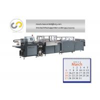 Quality Fully automatic hardcover book binding machine for notebook, level arch file folder wholesale