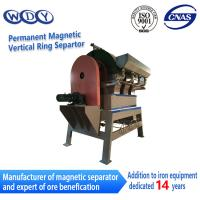 Quality Permanent Metal Inline Magnetic Particle Separator Magnetic Iron Separator Save Energy wholesale