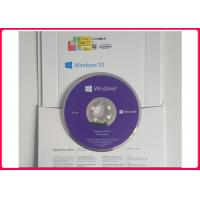 Quality Microsoft Windows 10 Pro Retail Box FQC - 08929 Online Activate For PC Operating System wholesale