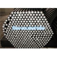 China Heat Exchanger Alloy Steel Seamless Pipes Fin Tube Copper Coated Surface GB/T19447 on sale