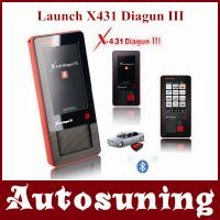 Quality Launch X431 Diagun III CIS Russian 100% original genuine scan tool wholesale