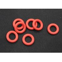 Food Grade O Rings NBR Oil Resistant Approved Compression 70±5 Shore Hardness