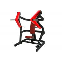 Quality Hanging Series Hammer Strength Chest Press Machine Pneumatic Cylinder Boost Seat wholesale