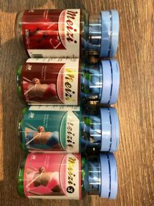 China OEM Private Label Meizitang Botanical Slimming Gold Version MZT MSV Soft Gel on sale