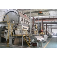China New technical High speed jumbo roll toilet/facial/tissue paper making machine with low price on sale