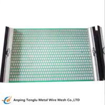 Quality Hook Strip Flat Screen |Oil Drilling Vibration Mesh Mud Mesh wholesale