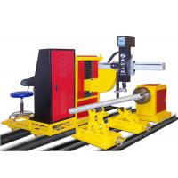 Quality Energy Efficiency Cnc Automatic Pipe Cutting Machine For Intersection Cutting wholesale