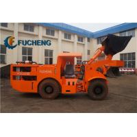 Quality 0.6 m³Ergonomics Design of Optional Diesel LHD Underground Loaders with Keen Price, High Quality and Perfect after Sales wholesale