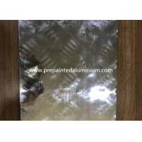 Quality Five rib pattern embossed aluminum sheet used in truck and ship wholesale