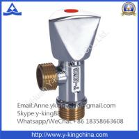 Quality High Quality Chormed Plated Brass Angle Valve wholesale