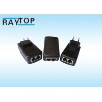 Quality 48W 24V RJ45 PoE Power Adapter Output Port Power Cable Included For Telecom Charger wholesale
