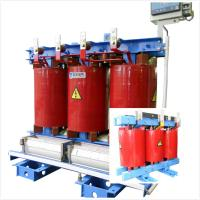 Cast Resin 3 Phase Transformer With Silicon Steel Sheet Core 6.6kV - 500 KVA