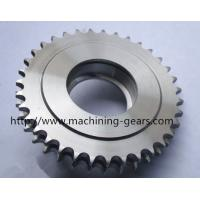 Buy cheap Steel Chain Sprocket Wheel Double Plate Large Pitch Diameter Gear product