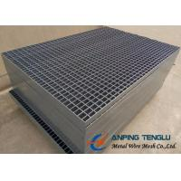 Cheap Welded Steel Grating: Flat Style Bar Grating; Serrated Bearing Bar Grating for sale