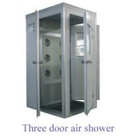 Quality Stainless Steel Air Purifier Filter , Air Shower Clean Room For Two Person wholesale
